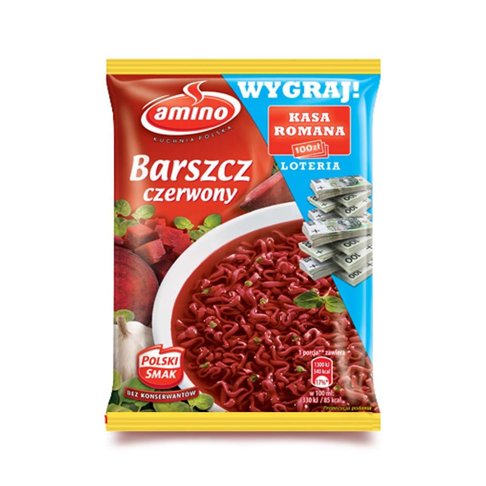 amino barszcz czerwony