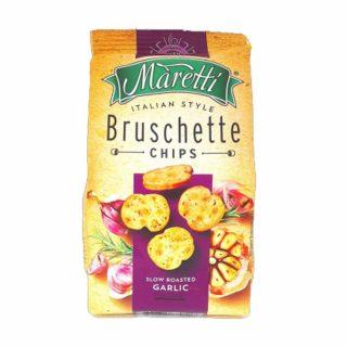 bruschette czosnkowe maretti