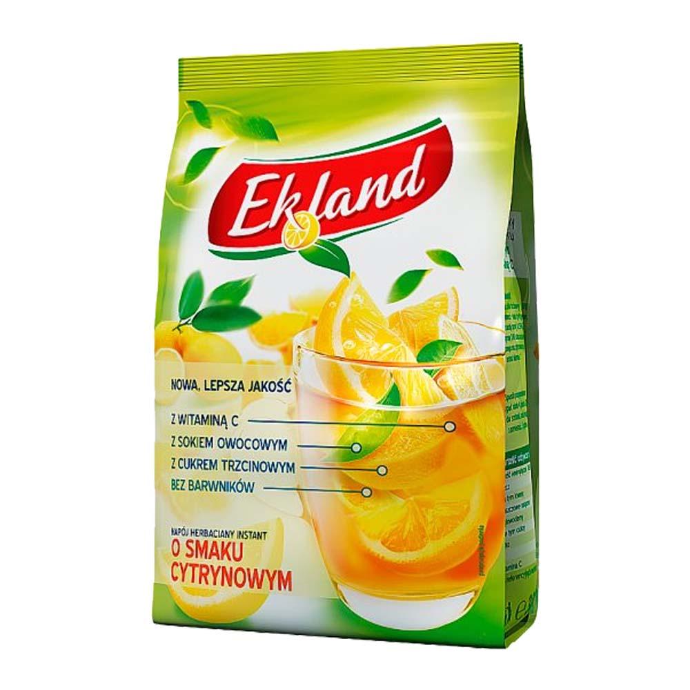 ekoland herbata cytrynowa