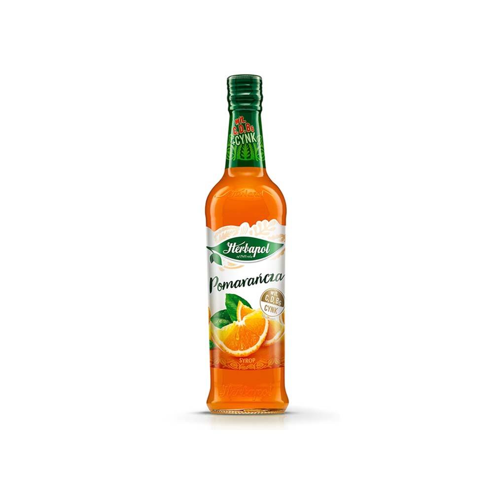 herbapol pomarancza