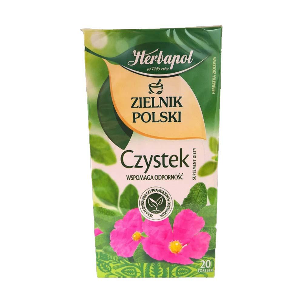 herbapol zielnik polski czystek