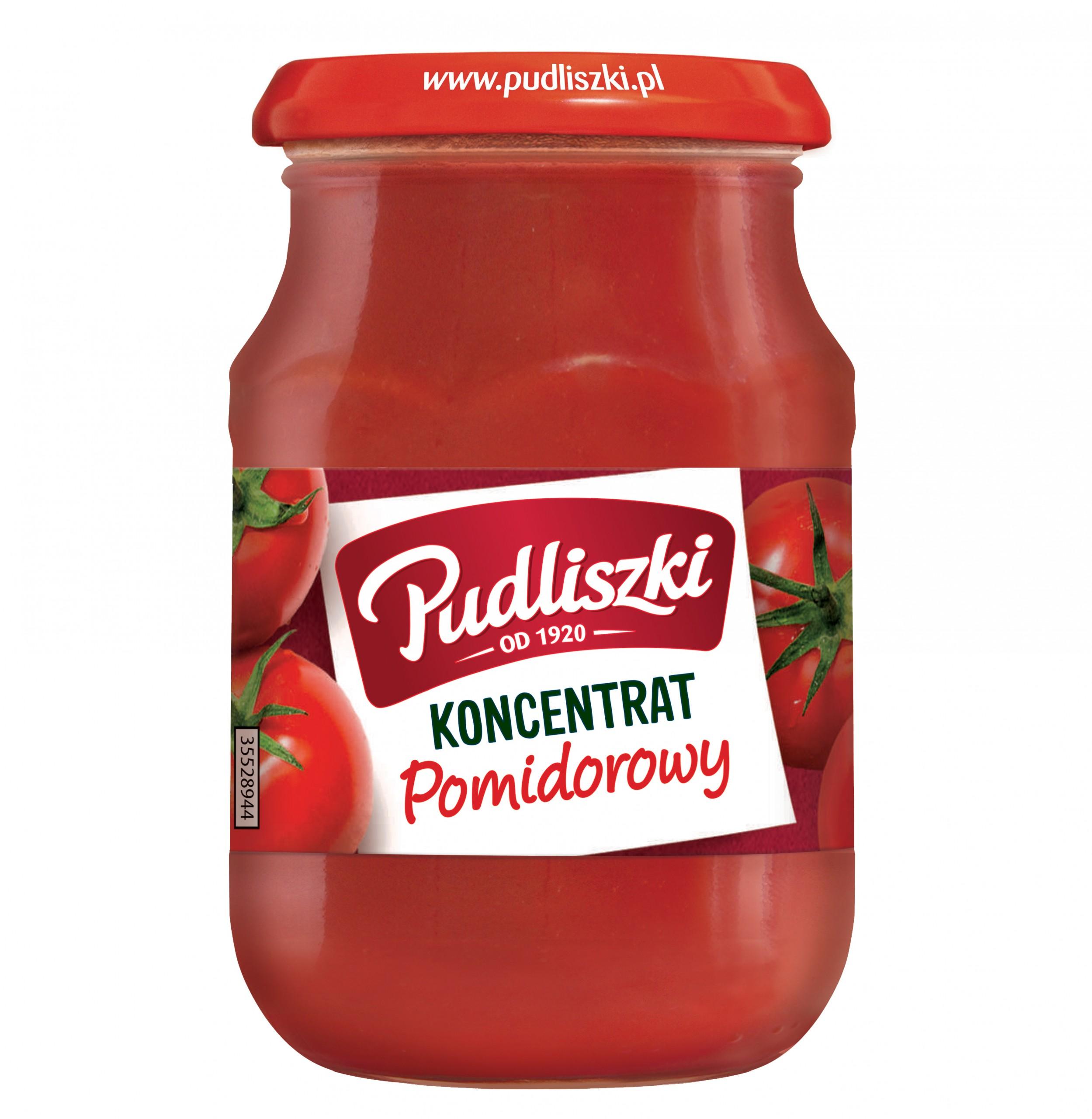 Tomatenmark vom Pudliszki 200 g