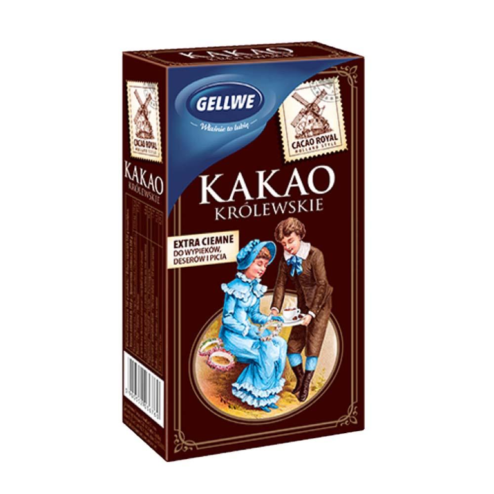 kakao krolewskie gellwe