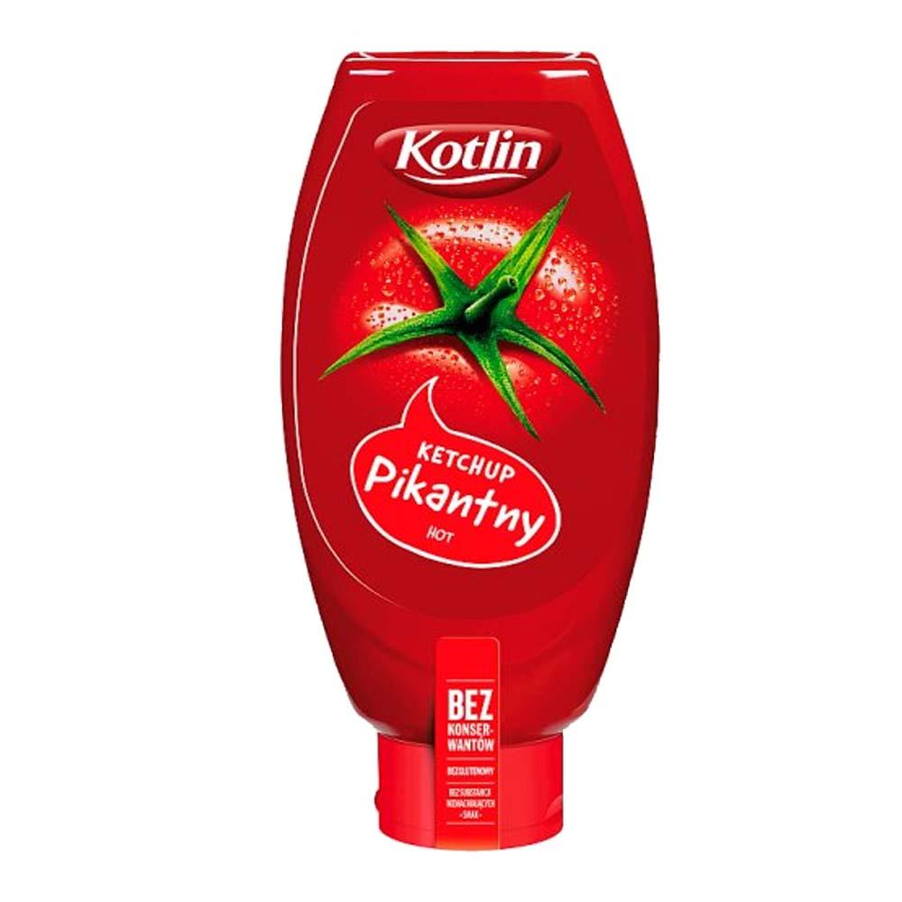 kotlin ketchup pikantny