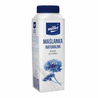 maslanka naturalna milko