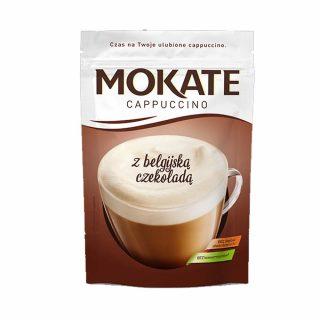 mokate cappuccino belgijska czekolada