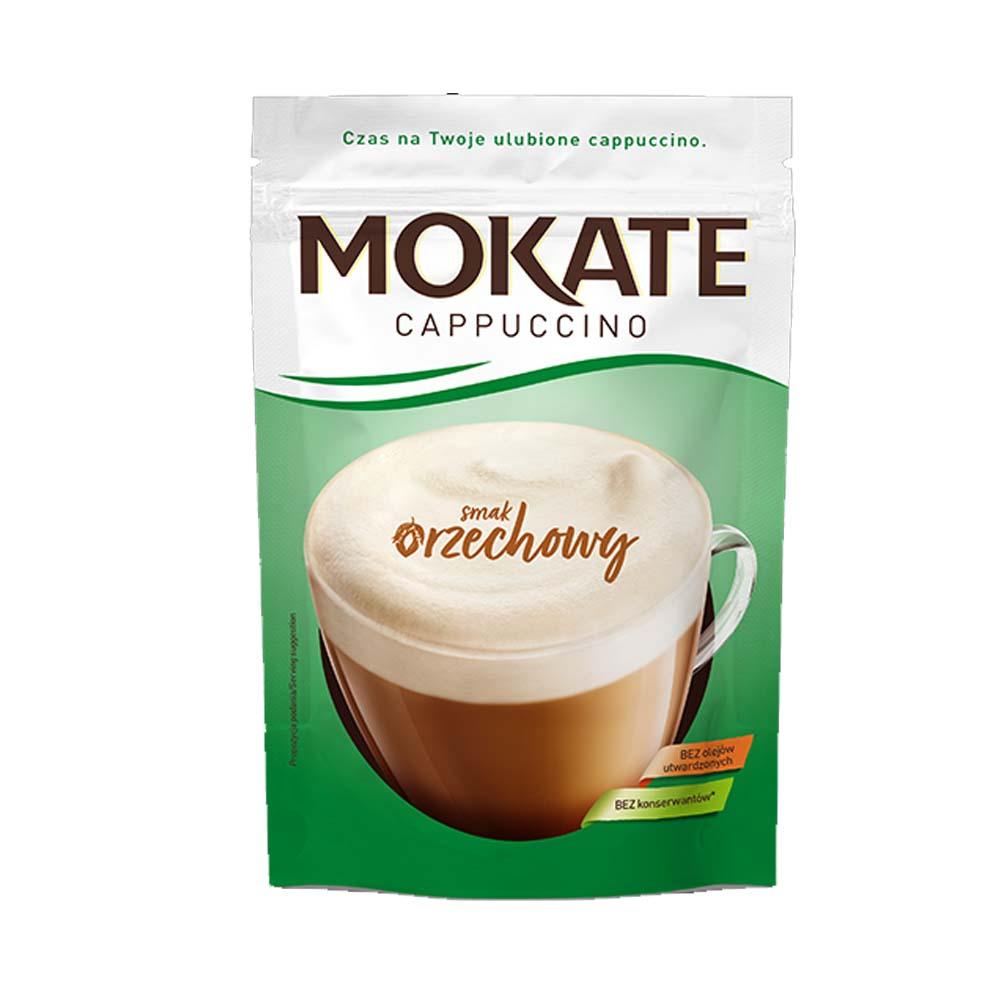 mokate cappuccino orzechowa