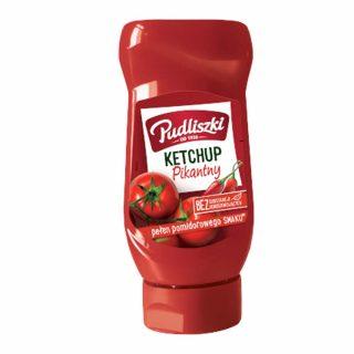 pudliszki ketchup pikantny