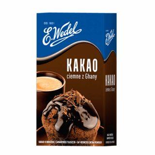 wedel kakao ciemne z ghany