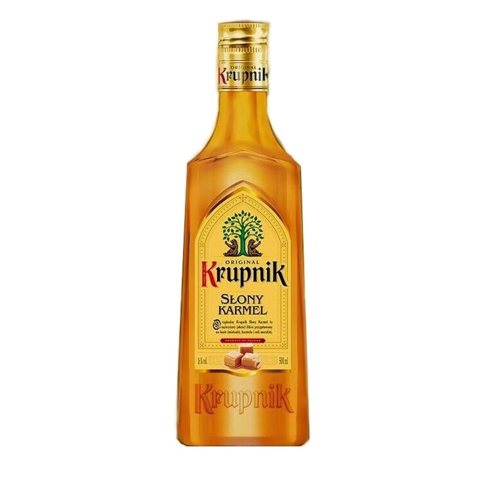 wodka krupnik slony karmel