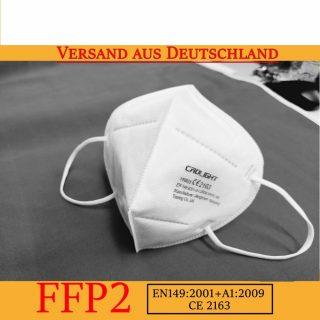 FFP2 Mund nasen schutz Maske Kopie