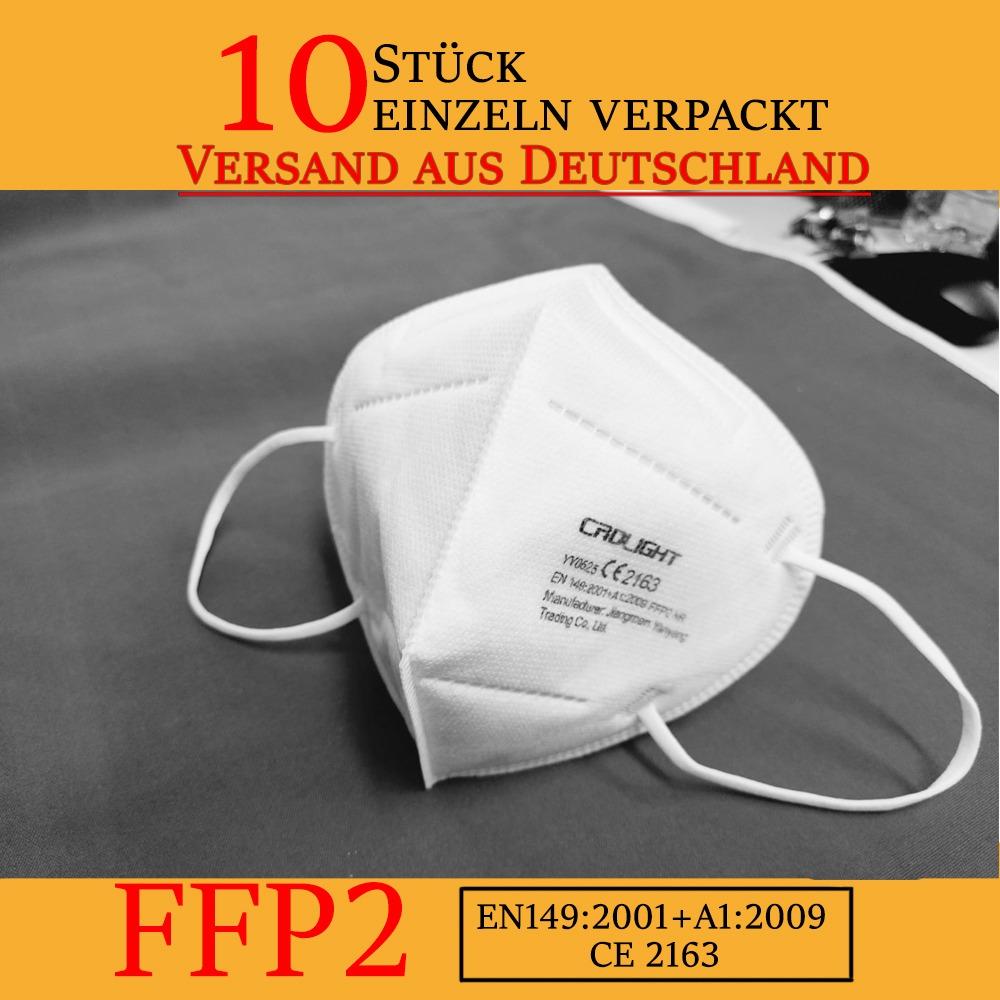 FFP2 Mund nasen schutz Maske