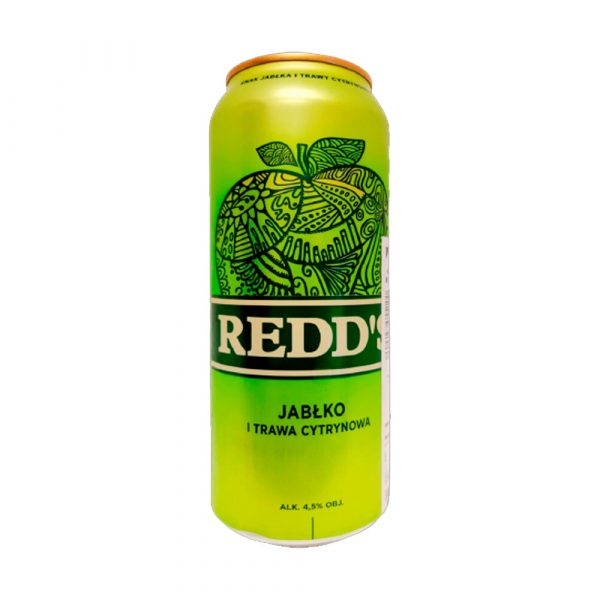 Redd s jablko trawa cytryna piwo Bier 1
