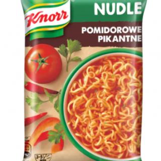 knorr pomidorowe pikantne