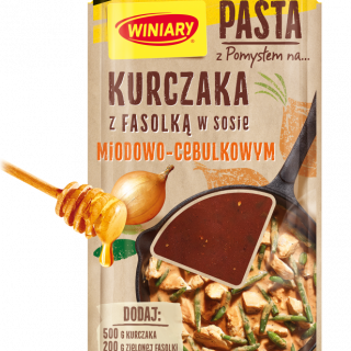 Winiary Pasta Kurczak z fasolka