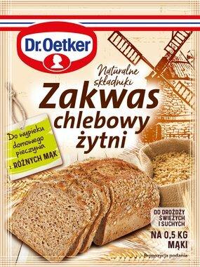 Zakwas chlebowy zytni 15 g