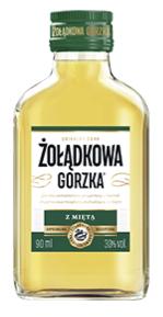 Zoladkowa gorzka z mieta 90 ml
