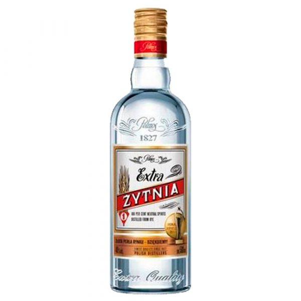 Zytnia wodka Vodka polska