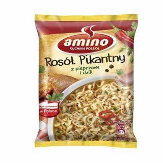 amino rosol pikantny z pieprzem i chilli