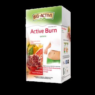 big active spalanie