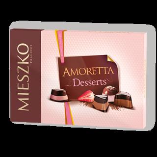 big amoretta desserts