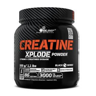 creatine xplode powder 500 g