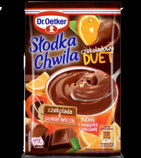 droetker Duet czeko pomarancza