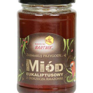 eukaliptus bartnik