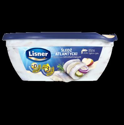 filety lisner smietanowym