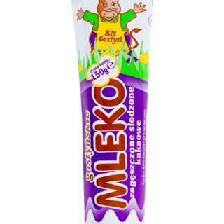gostyn mleko zageszczone kakao