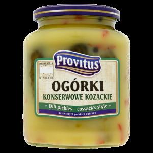 kozackie ogorki provitus