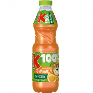kubus 100 pomarancza