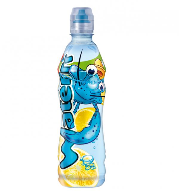 kubus water cytryna