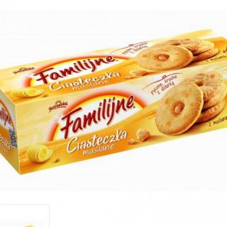 maslane ciastka familijane
