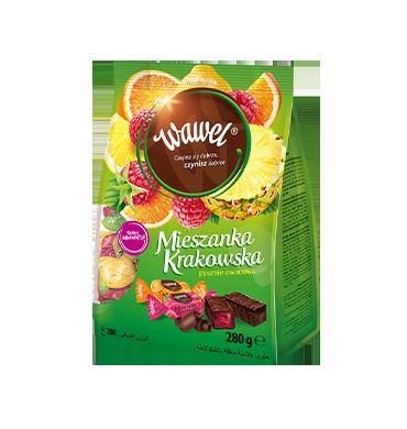 mieszanka krakowska wawel