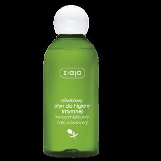 oliwkowy plyn do higieny intymnej
