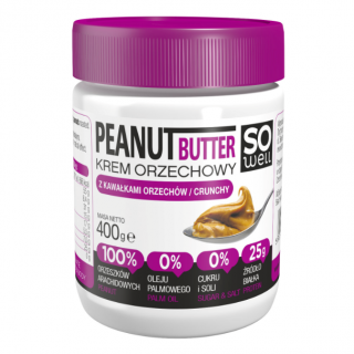 peanut butter so well
