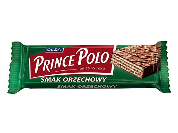 prince polo orzech