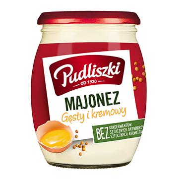 pudliszki majonez