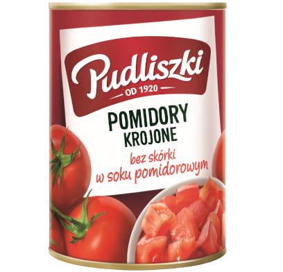 pudliszki pomidory