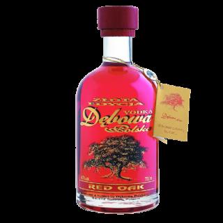 red oak debowa