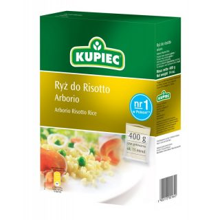 ryz arborio do risotto kartonik 400g