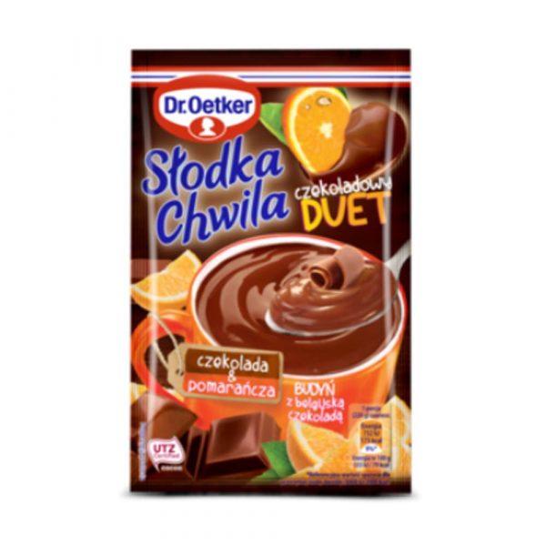 slodka chwila czekoladowy duet