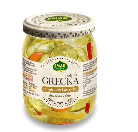 smak slatka grecka