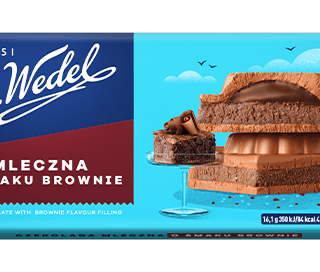 wawel brownie