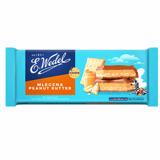 wedel cookie peanut butter