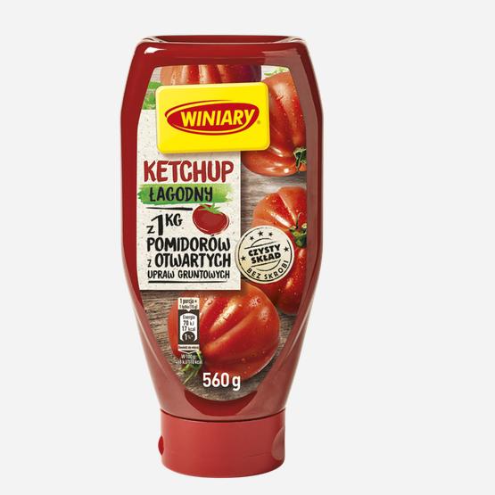 winiary ketchup lagodny
