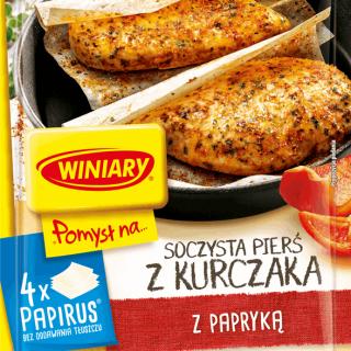 winiary kurczak papryka