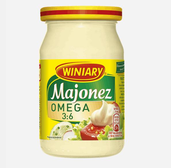 winiary omega majonez