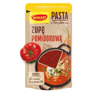 winiary zupa pomidorowa pasta